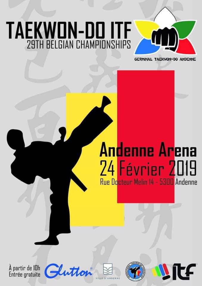 ITF Belgium Taekwon-Do | Page 3