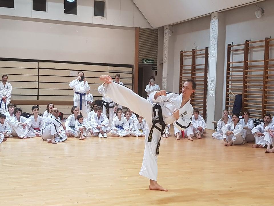 ITF Belgium Taekwon-Do   Page 6
